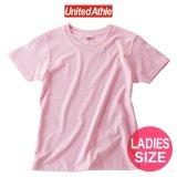 【United Athle】ユナイテッドアスレ|5.6オンス ハイクオリティー Tシャツ〈ガールズ〉