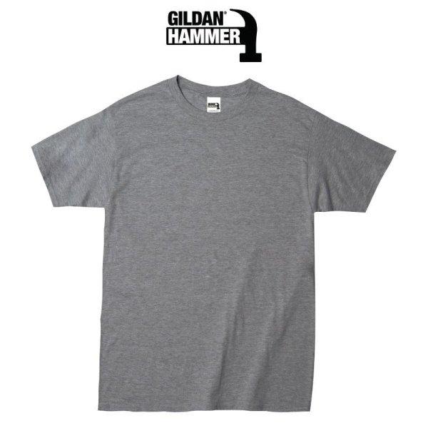 画像1: 【GILDAN】ギルダン | 6.1oz ハンマー Tシャツ