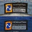 画像8: 【NEWHATTAN】ニューハッタン ウォッシュドデニムキャップ