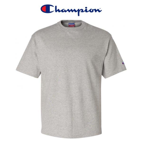 画像1: 【Champion】チャンピオン 7.0oz ヘリテージジャージイTシャツ