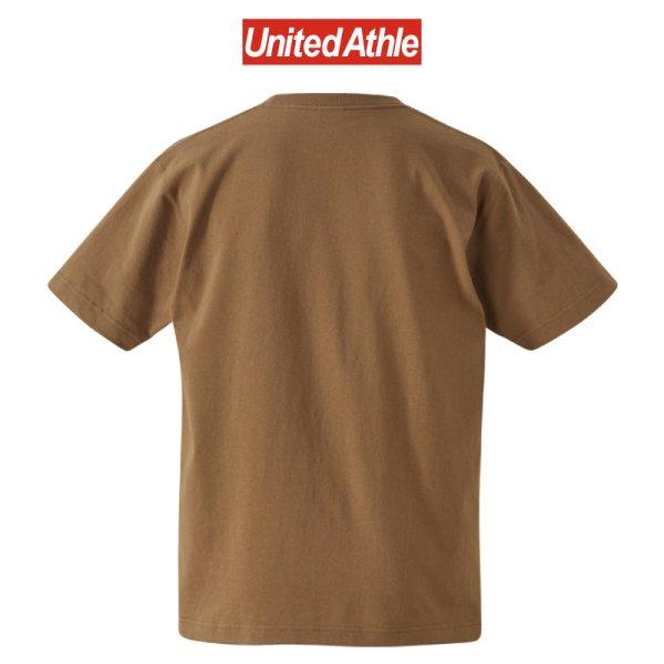 画像2: 【United Athle】ユナイテッドアスレ|オーセンティック スーパーヘヴィーウェイト 7.1オンス へヴィーウェイト Tシャツ