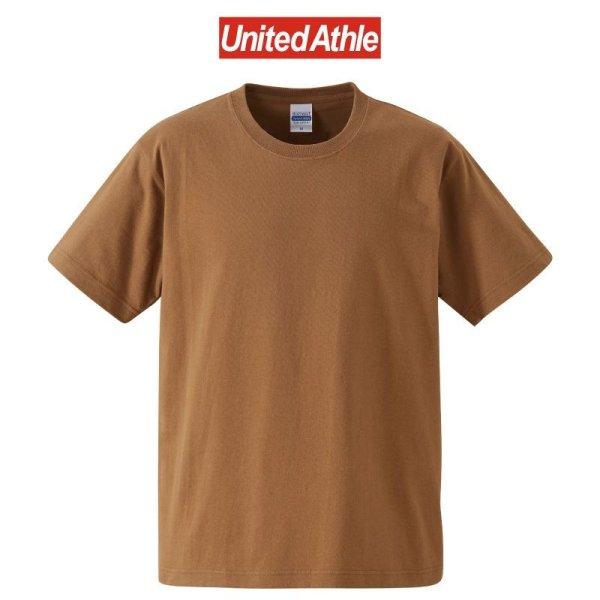 画像1: 【United Athle】ユナイテッドアスレ|オーセンティック スーパーヘヴィーウェイト 7.1オンス へヴィーウェイト Tシャツ