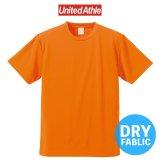 【United Athle】ユナイテッドアスレ | 4.1オンス ドライアスレチック Tシャツ