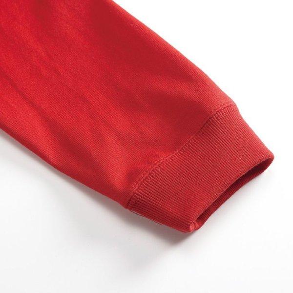 画像3: 【United Athle】ユナイテッドアスレ   5.6オンス ロングスリーブ Tシャツ (1.6インチリブ)