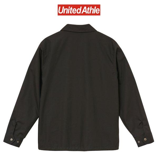 画像2: 【United Athle】ユナイテッドアスレ T/C コーチ ジャケット (裏地付) [United Athle Works]