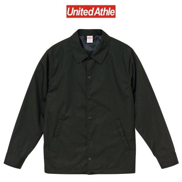 画像1: 【United Athle】ユナイテッドアスレ T/C コーチ ジャケット (裏地付) [United Athle Works]
