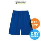 【glimmer】グリマー|4.4オンス ドライハーフパンツ (キッズサイズ)