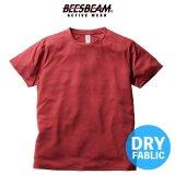 【BEES BEAM】ビーズビーム|4.0oz ファンクショナルドライTシャツ