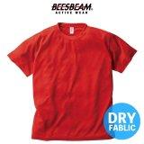 【BEES BEAM】ビーズビーム|3.2oz アクティブ Tシャツ