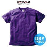 【BEES BEAM】ビーズビーム|4.1oz ファイバーTシャツ