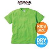 【BEES BEAM】ビーズビーム 4.1oz ハニカム Tシャツ (キッズサイズ) | Seventeen VergleBee
