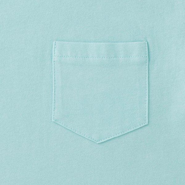 画像3: 【TRUSS】トラス | 5.0oz ポケットTシャツ