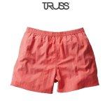 【TRUSS】トラス | バーサタイル ナイロンショーツ