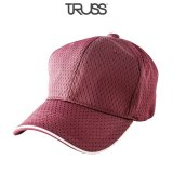 【TRUSS】トラス | フライメッシュキャップ