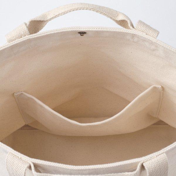 画像3: 【LIFEMAX】ライフマックス | ヘビーキャンバストートバッグ