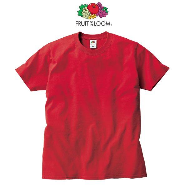 画像1: 【FRUIT OF THE LOOM】フルーツオブザルーム フルーツベーシックTシャツ[J3930HD]