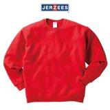 【JERZEES】ジャジーズ 8.0オンス NUBLENDスウェットシャツ[562M]