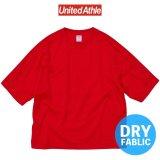 【United Athle】ユナイテッドアスレ | 4.1オンス ドライアスレチック ルーズフィット Tシャツ
