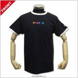 刺繍|[Champion]チャンピオン 5.2oz リンガーTシャツ[1396]