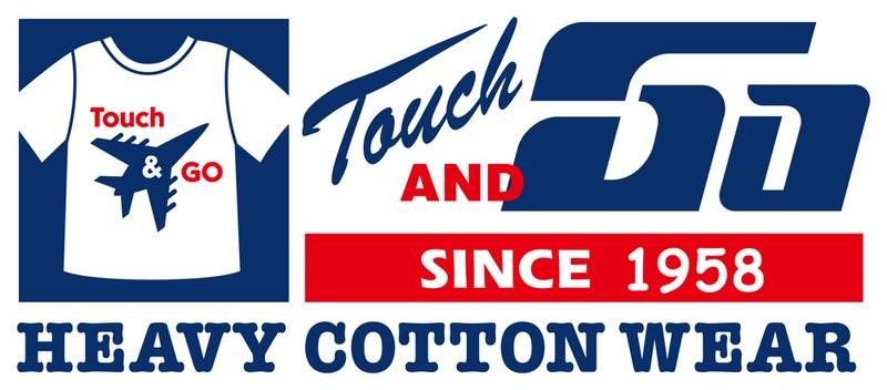 オリジナルTシャツ ブランド Touch&Go